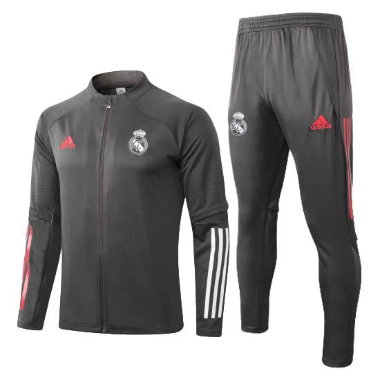 giacca real madrid nero 2020-21