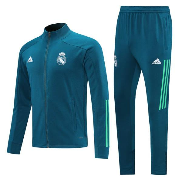 giacca real madrid verde malachite 2020-21