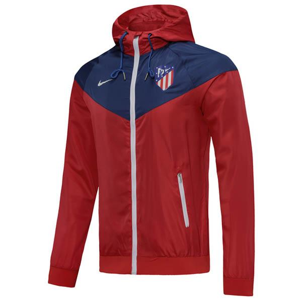 giacca storm atletico madrid rosso-blu 2020